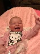 Happy Hello Kitty